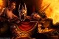 Картинка девушки, Overlord, повелитель