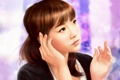 Картинка девушка, арт, азиатка, girls generation, snsd, taeyeon