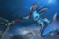 Картинка League of Legends, Tidal Trickster, акула, lol, Fizz