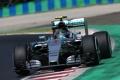 Картинка Mercedes, Formula 1, Передок, Nico Rosberg, W06